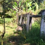 Abandoned building near Merapi
