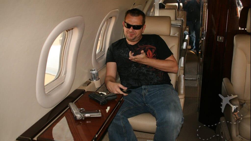 The world's safest private jet