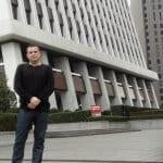 Sean Brown in Tokyo, Japan