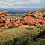 Red Rocks scenery