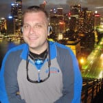 Sean Brown Harbor Bridge climb