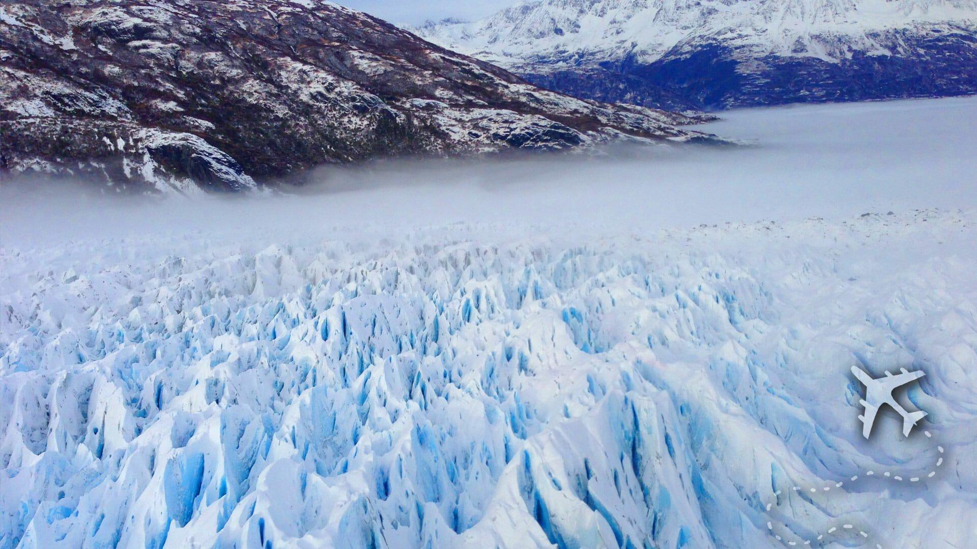 Lake George and Knik Glacier