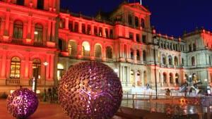 Brisbane City Center