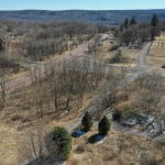 Centralia, PA from a drone