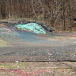 Centralia Highway 61 collapsing