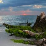 Sunset from Sarasota, Florida