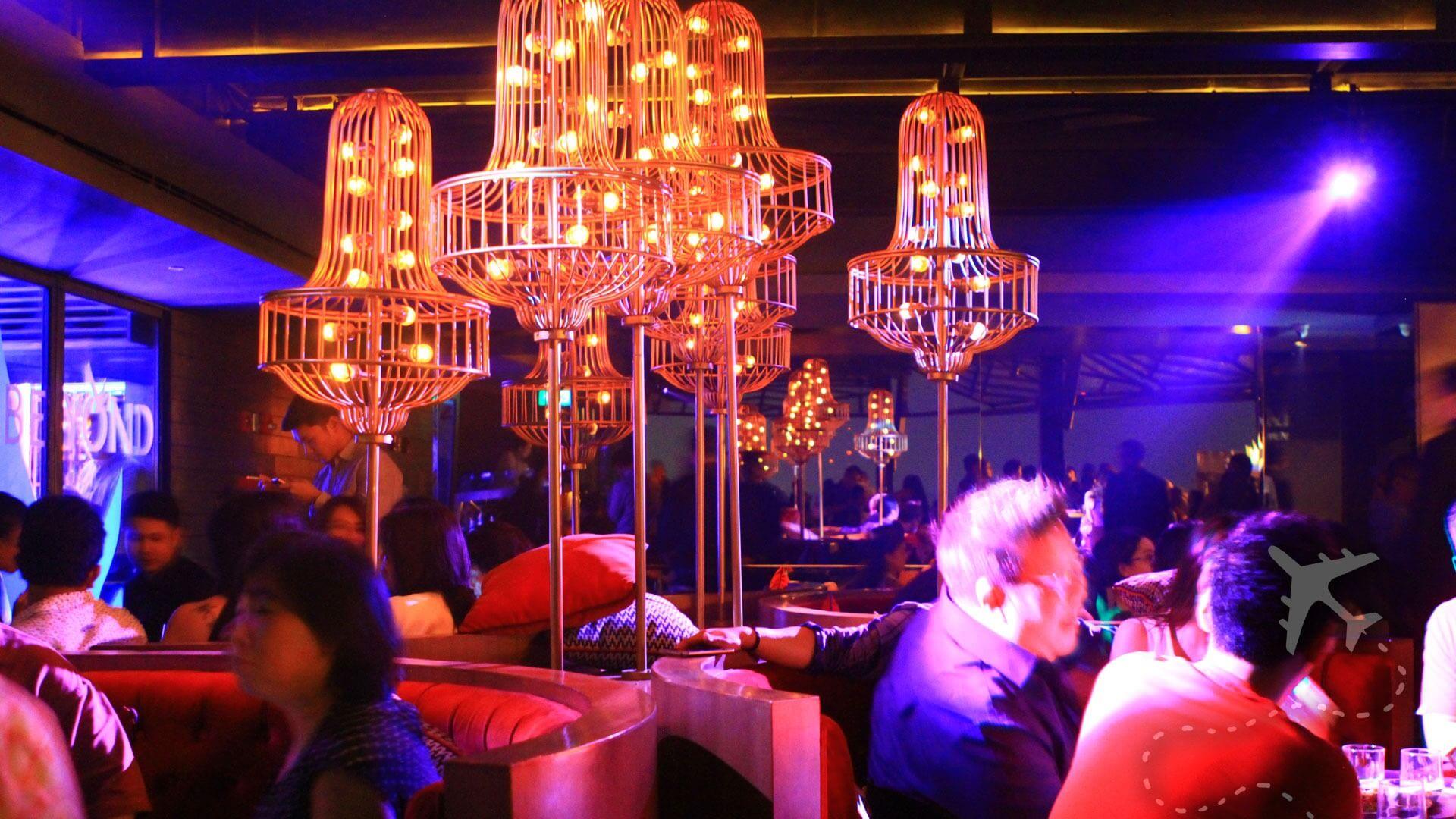 Cloud Lounge, Jakarta