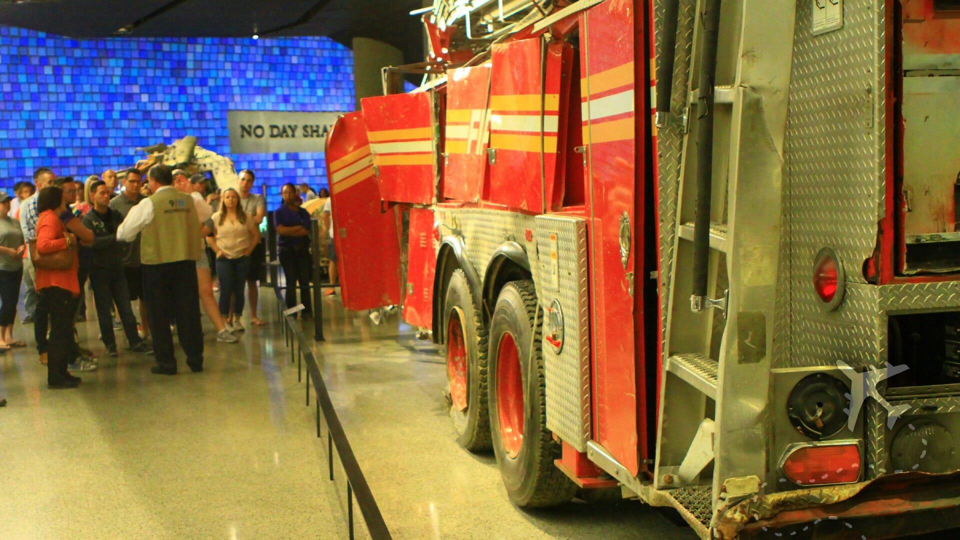 Ladder 3 - World Trade Center