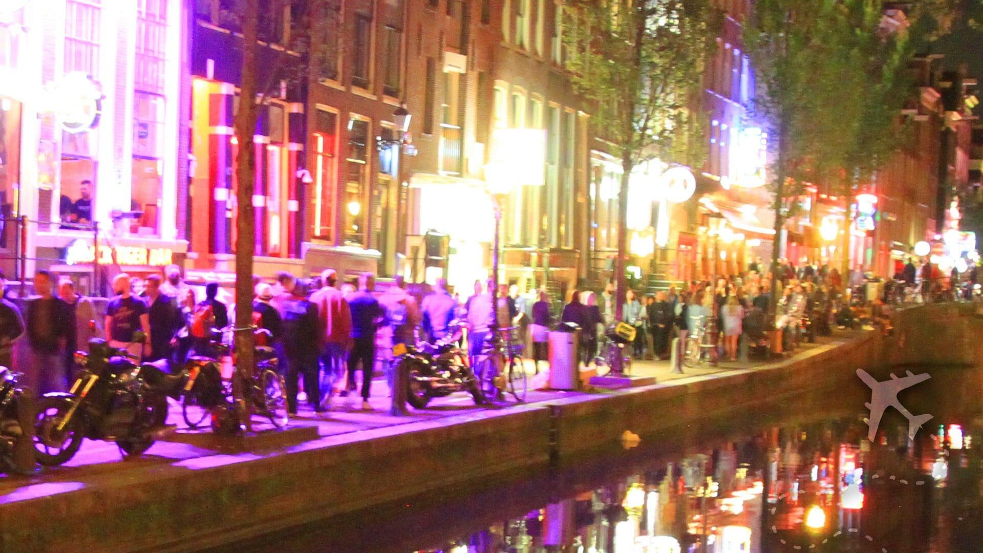 Amsterdam Red Light District (RLD)