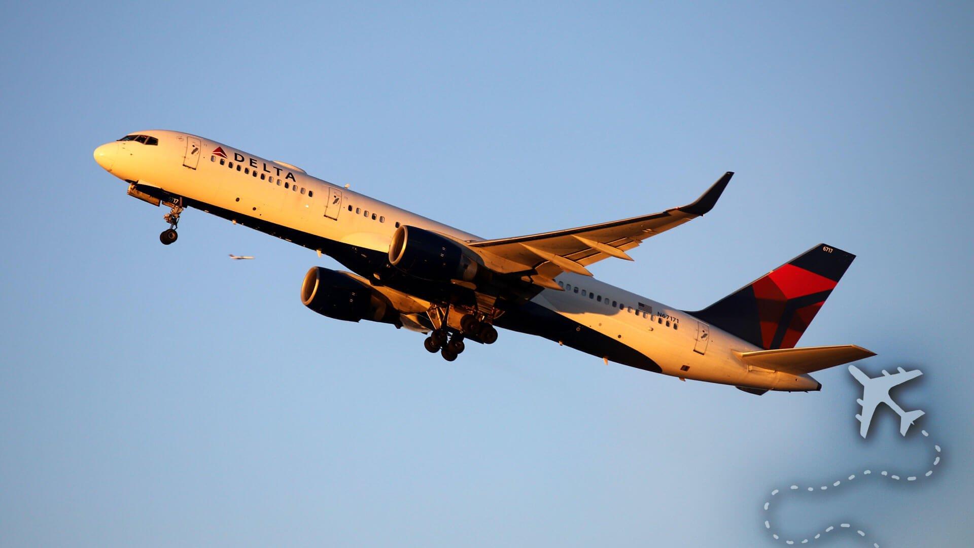 Delta Boeing 757-2