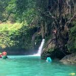 Kawasan Falls (Moalboal) in Cebu