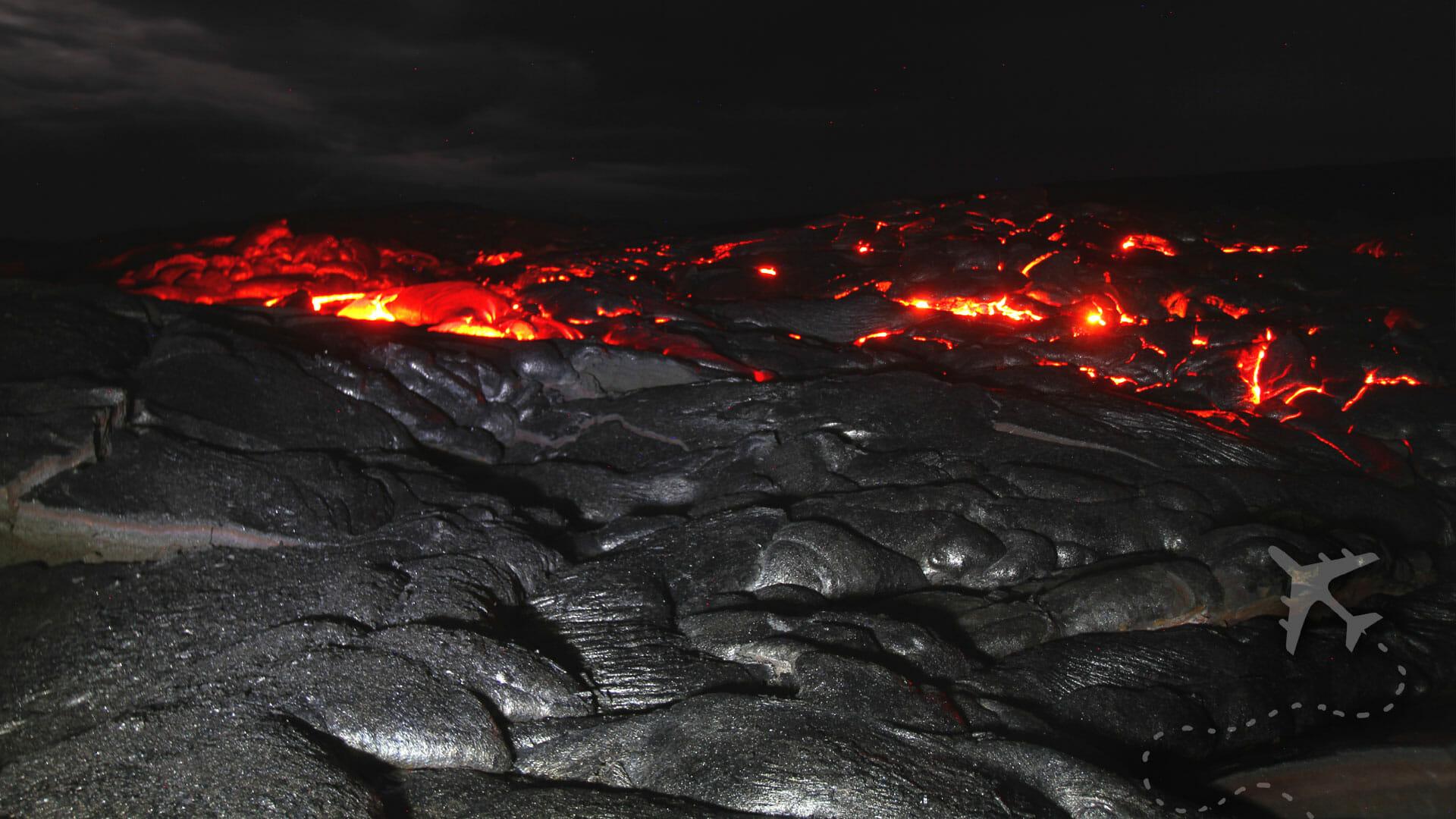 Kilauea Lava Fields