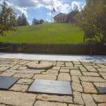 JFK memorial at Arlington National Cemetery