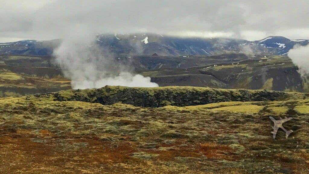 Iceland's geothermal vents
