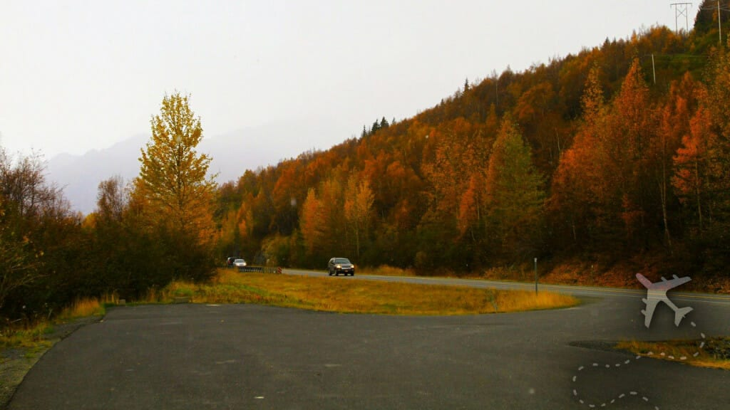 Fall in Anchorage